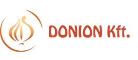 Donion Kft. - Zöldség-Gyümölcs Nagykereskedelem Logo